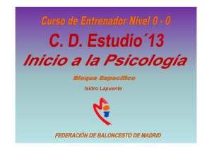 ESTUDIO InicioalaPsicología FBM